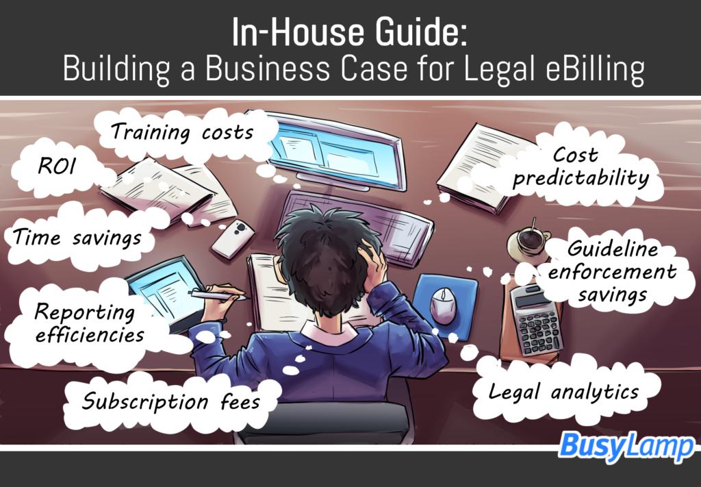 Business case legal ebilling