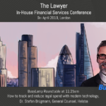 The Lawyer In-House Financial Services Conference