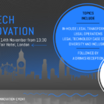 Legal Tech and Innovation 2019